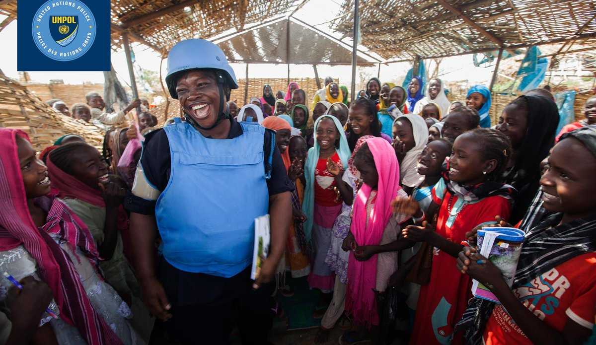 Career benefits of joining UN police | United Nations Police