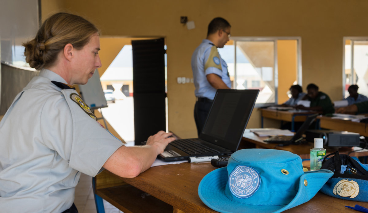 Information for individual police officers | United Nations