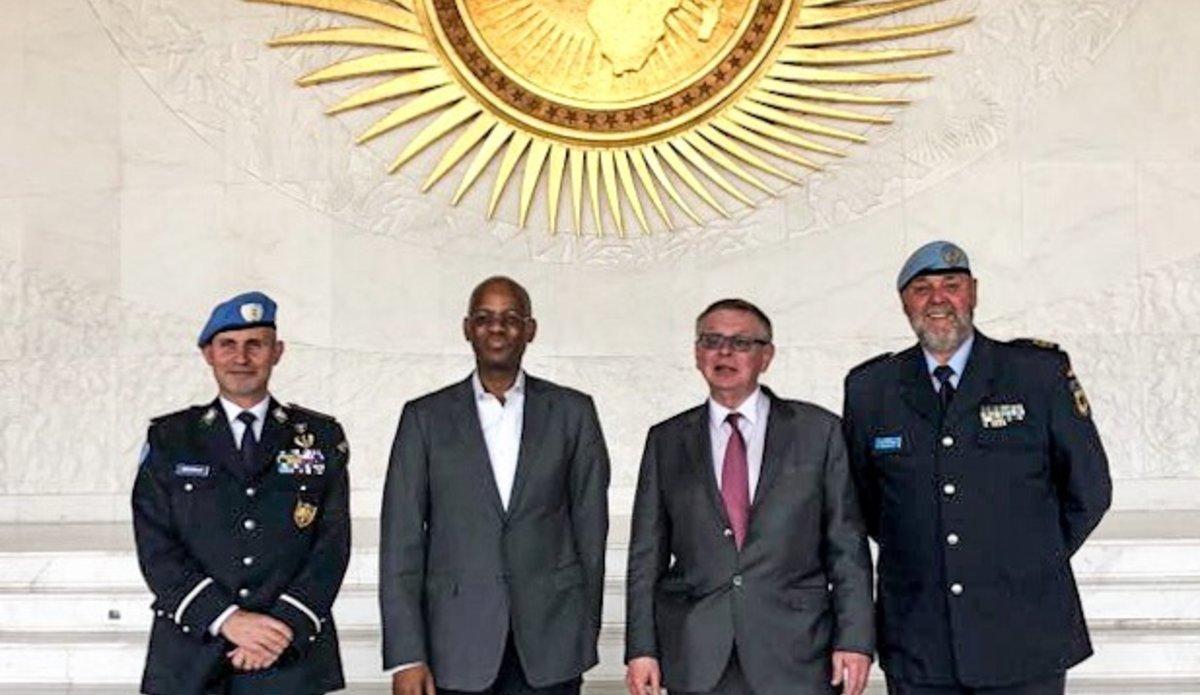 Effective Efficient Police Keeping Among UN AU Top Priorities