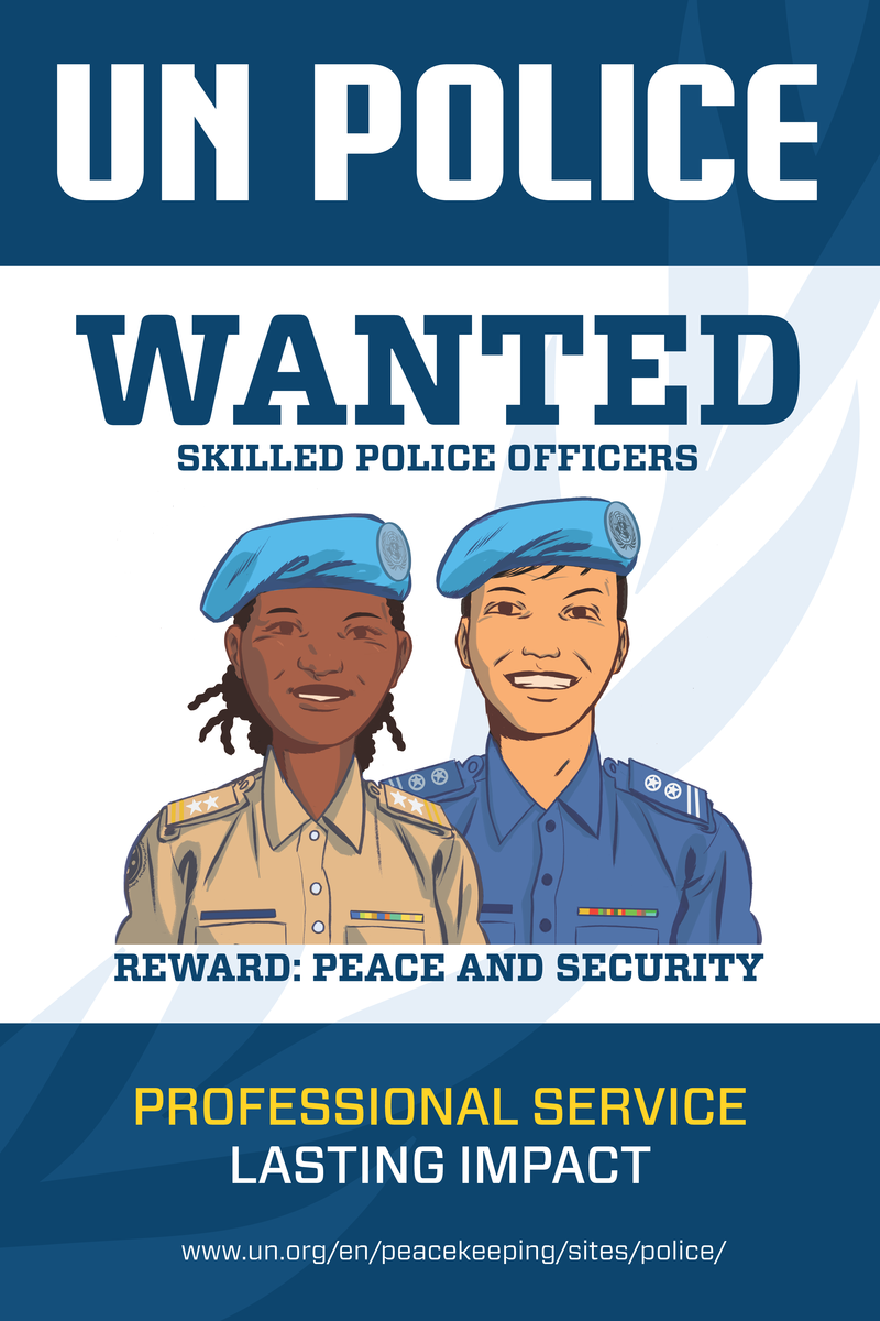 UN Police Selection and Recruitment - At a Glance | United Nations
